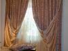 Дизайн штор для спальни, фото 8